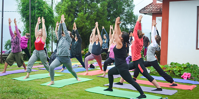 Nepal Yoga