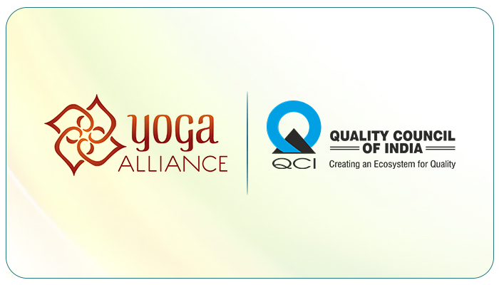 Yoga Alliance And QCI certification to become yoga instructor