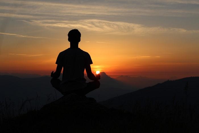 meditation cured my depression