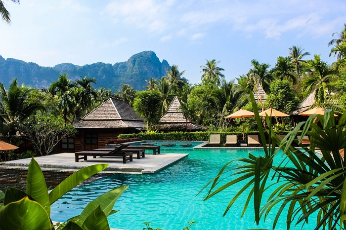 Thailand - best yoga retreat destinations