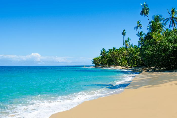 experience costa rica beach