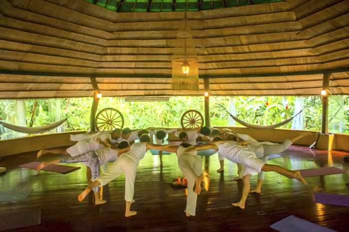 Goddess Garden Yoga Retreat costa rica