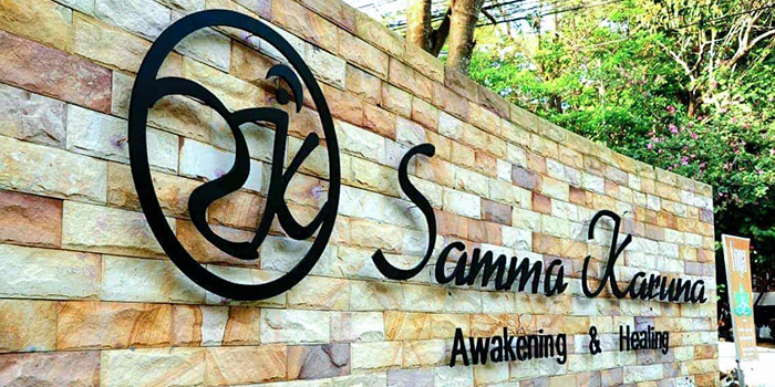 Samma Karuna yoga retreats in Thailand