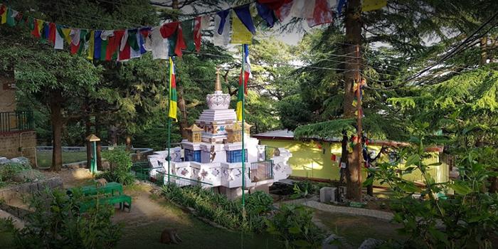 Tushita Meditation Centre, Dharamshala