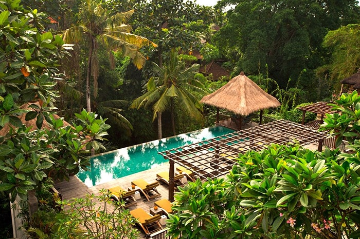 Adiwana Resort Jembawan yoga retreat indonesia