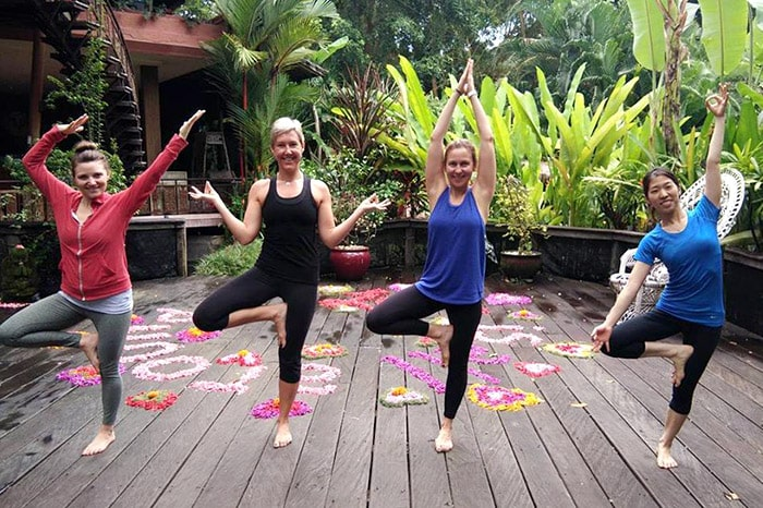 Art of Life Retreats Center in Indonesia