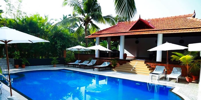 Chakra Ayurvedic Resort Kovalam