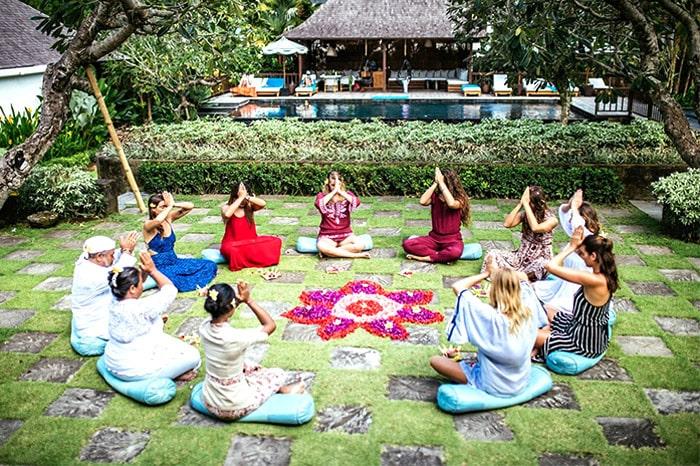Escape Haven yoga retreat In Indonesia