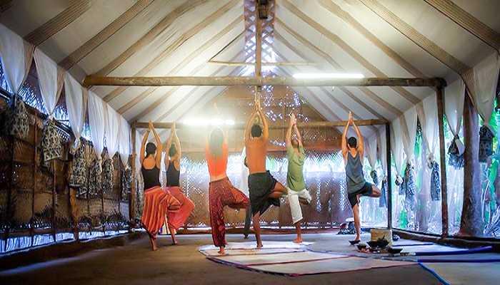 AGNIHOTRA YOGA RETREAT, INDIA