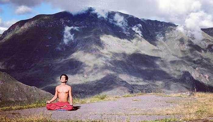 MEDITATION RETREAT, PERU