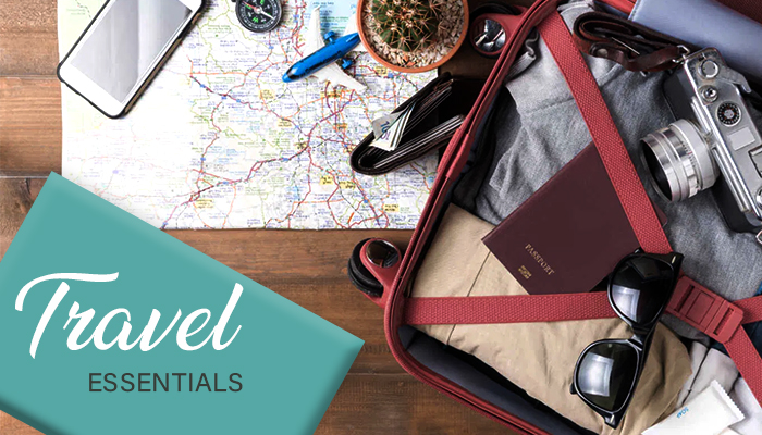 travel essentials while traveling abroad