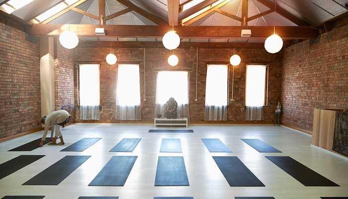 Yoga school owner