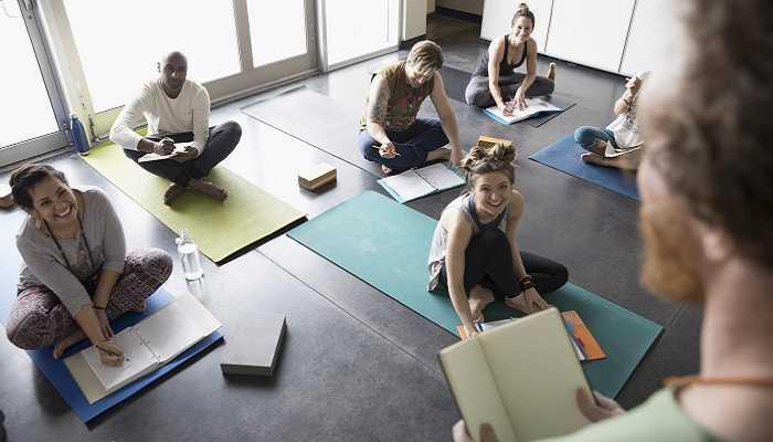 Yoga theory teacher